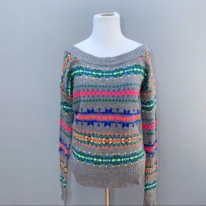 American Eagle Outfitters Sweaters - AEO American Eagle fair isle sweater, S.